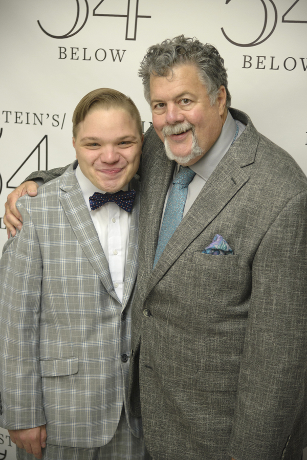 Keith Herrmann and Steven Carl McCasland Photo