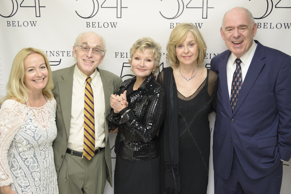 Lora Jeanne Martens, Gordon Stanley, Bethe Austin, Jill Eikenberry and Lenny Wolpe Photo
