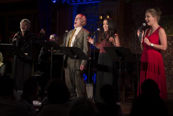 Bethe Austin, Gordon Stanley, Vanessa Spica and Sabina Petra Photo