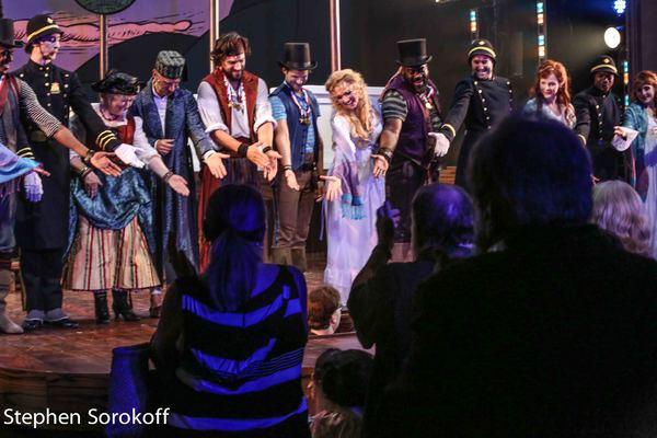 Photo Coverage: Barrington Stage Company Celebrates Opening Night of THE PIRATES OF PENZANCE