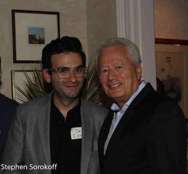 Joe Iconis & Stephen Sorokoff