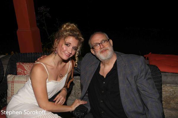 Scarlett Strallen & William Finn