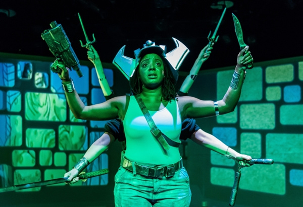 Photo Flash: First Look at WHO MOURNS FOR BOB THE GOON? at HERE
