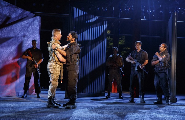 Photo Flash: First Look at TROILUS AND CRESSIDA at Shakespeare in the Park