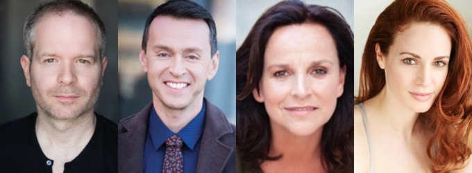 Andrew Lippa-Led THE LIFE OF THE PARTY Opens Tonight at TheatreWorks