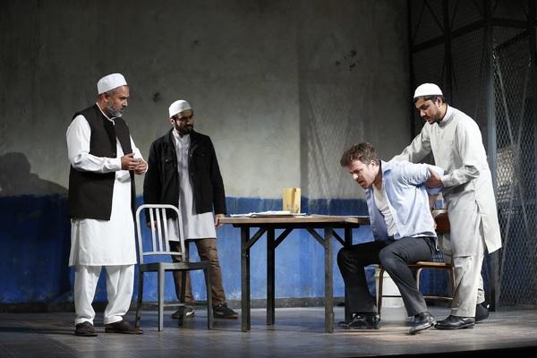 Rajesh Bose, Fajer Kaisi, Eric Bryant, and Jameal Ali