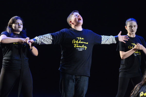 Photo Flash: ADDAMS FAMILY and CHANGING MINDS at Children's Musical Theater Festival
