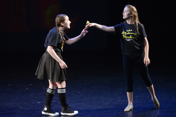 Photos: ADDAMS FAMILY and CHANGING MINDS at Children's Musical Theater Festival