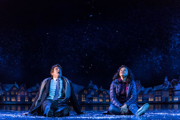 Photo Flash: First Look at New Musical GROUNDHOG DAY