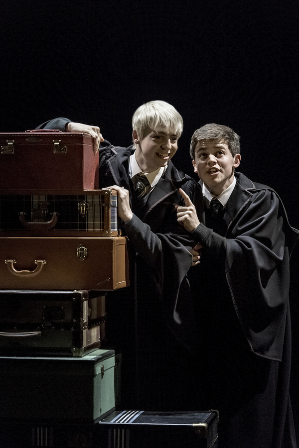 Harry Potter and the Cursed Child Parts I & II
