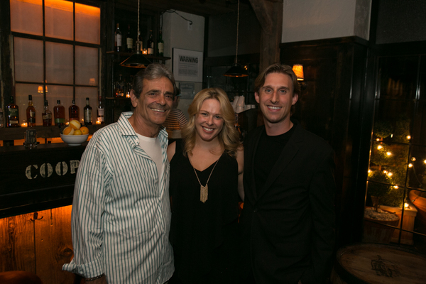 Richard Romagnoli, Jessica Army, Bill Army