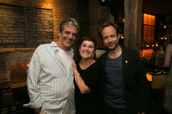 Richard Romagnoli, Cheryl Faraone, Alex Draper Photo