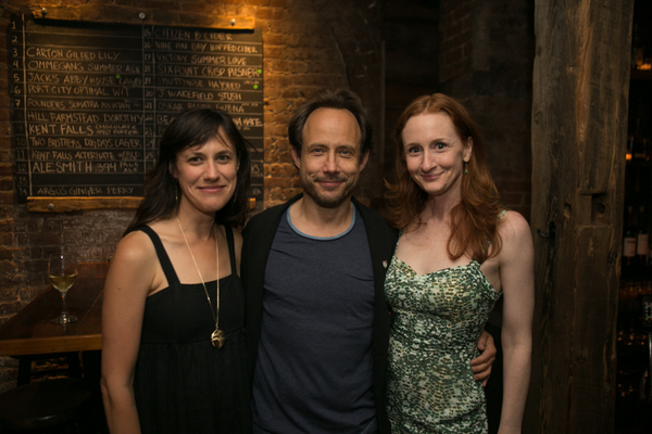 Stephanie Janssen, Alex Draper, Megan Byrne
