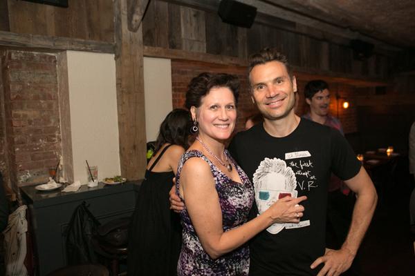 Valerie Leonard, Adam Ludwig Photo
