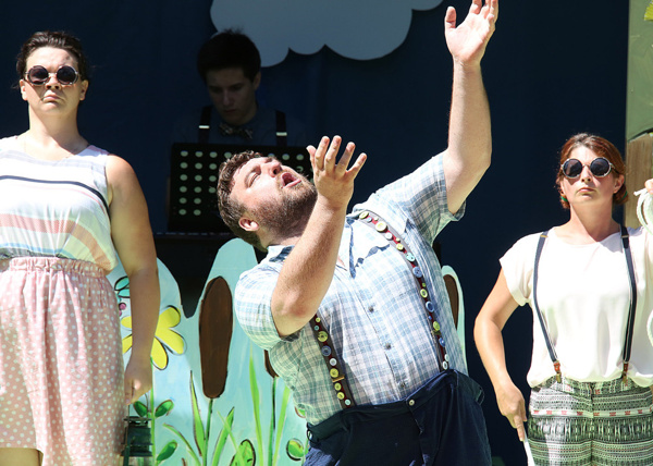 Photos: First Look at A YEAR WITH FROG & TOAD at Cape Rep's Outdoor Children's Theater