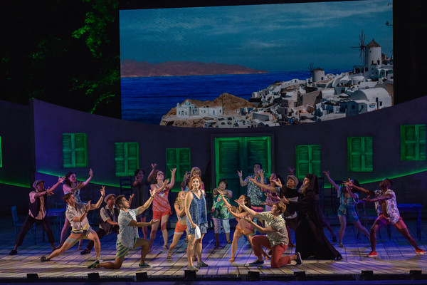 Photo Flash: First Look at Brittany Zeinstra, Julia Murney and More in MAMMA MIA! at The Muny