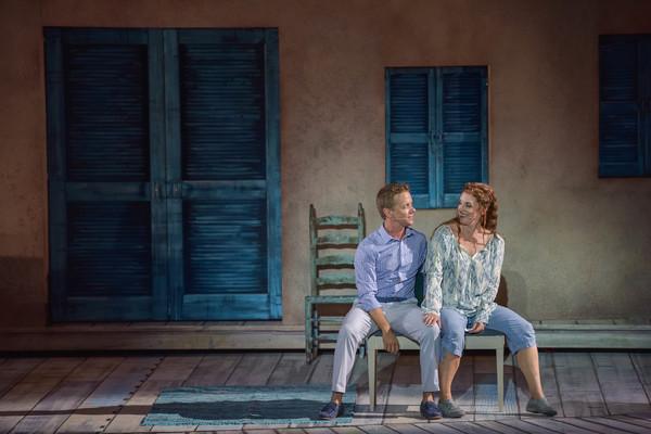 Ben Nordstrom and Julia Murney