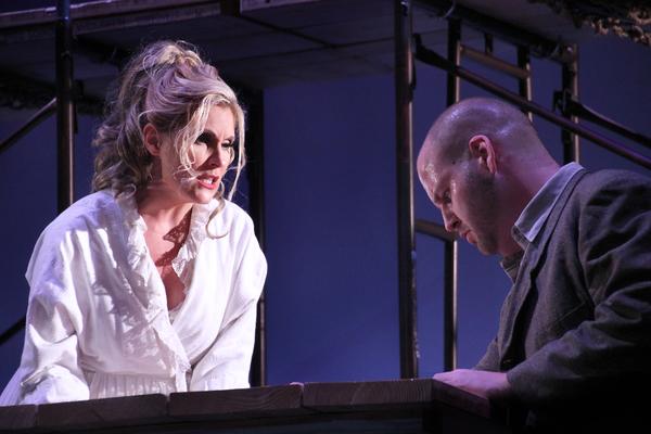 Photo Flash: First Look at Apotheosis Opera's LA FANCIULLA DEL WEST