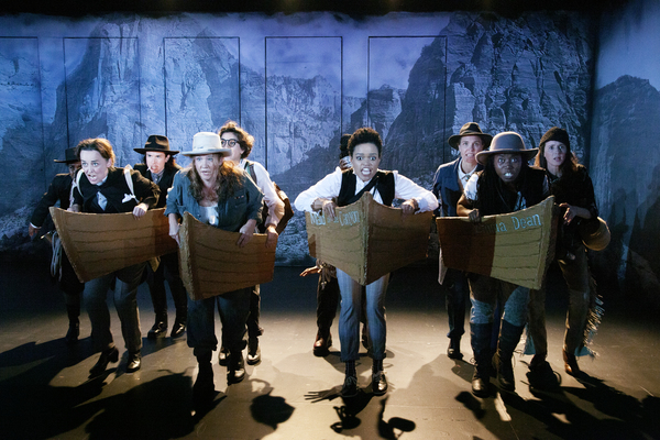Photo Flash: First Look at Clubbed Thumb's MEN ON BOATS Off-Broadway