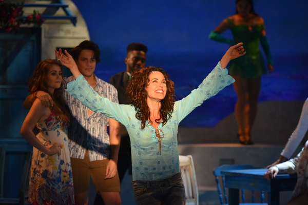 Photo Flash: First Look at MAMMA MIA! at the Engeman Theater