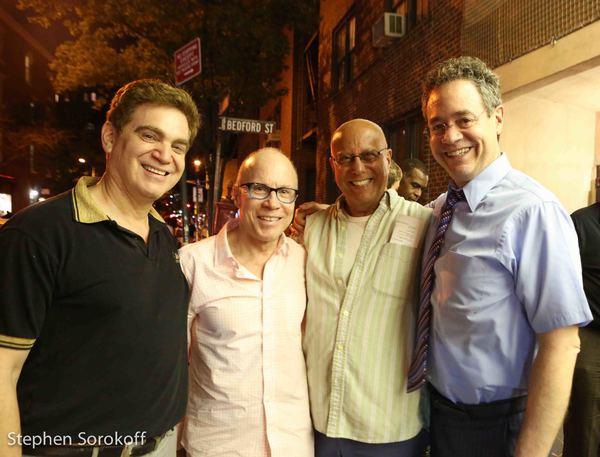 Douglas Cohn, Bill Hutton, Barry Brown, Mark Sendroff Photo