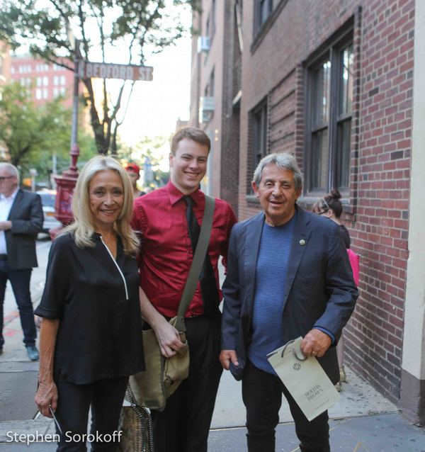 Eda Sorokoff, Andrew Williams, Norman Steinberg Photo