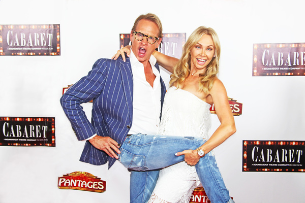Carson  Kressley & Kym Johnson
