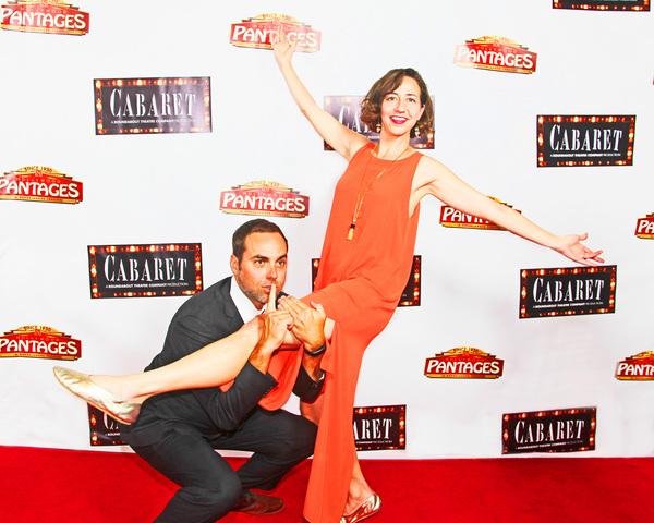 Rich Bloomquist & Kristen Schaal