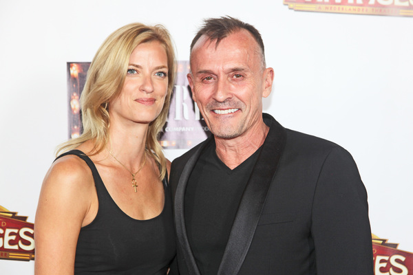 Nadine Kary & Robert Knepper
