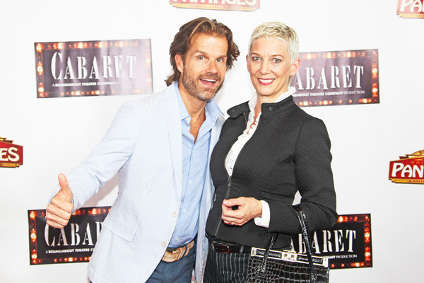 Louis van Amstel & Patricia Ward Kelly