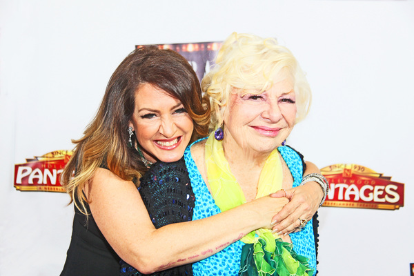 Joely Fisher & Renee Taylor