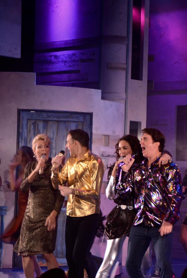 Heather Patterson King, Frank Vlastnik, Michelle Dawson and Sean Hayden Photo