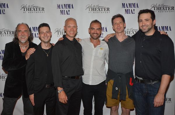 Photo Coverage: MAMMA MIA! Celebrates Opening Night at The John W. Engeman Theater