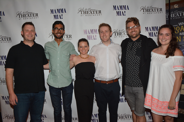 Adam Shubert (Sound Design), Adam Honore (Lighting Design), Antoinette DiPietropolo (/Choreographer), DT Willis (Scenic Design), Tristan Raines (Costume Design) and Kristie Moschetta (Props Design)