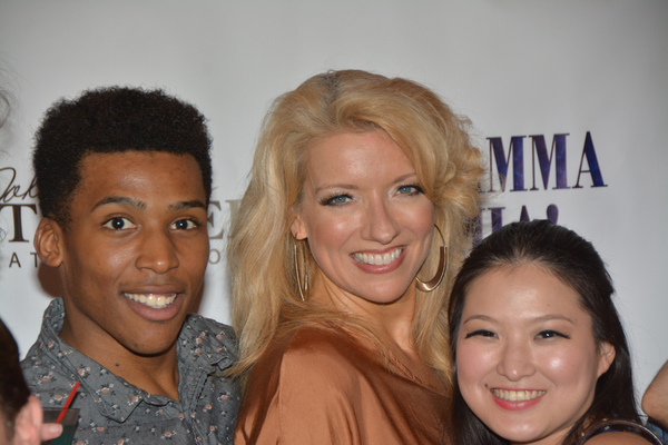 Avery Royal, Heather Patterson King and Purina Kutuskake Photo