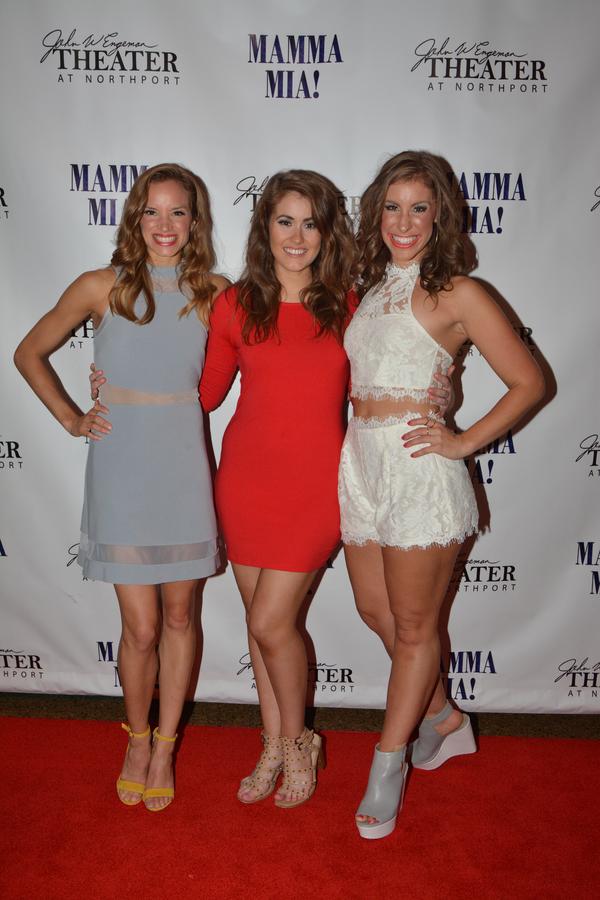 Lydia Ruth Dawson, Hannah Slabaugh and Jennifer Seifter Photo