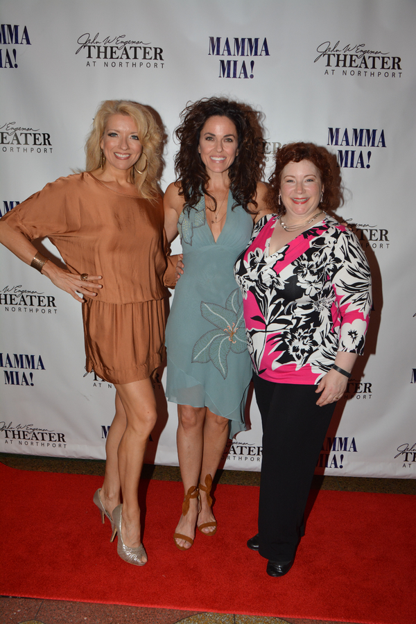 Heather Patterson King, Michelle Dawson and Robin Lounsbury Photo
