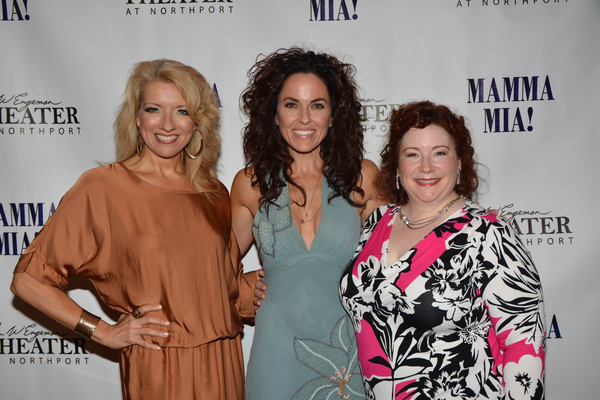Heather Patterson King, Michelle Dawson and Robin Lounsbury