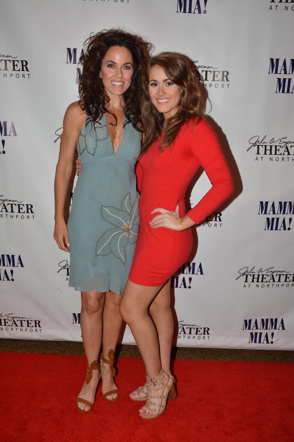 Michelle Dawson and Hannah Slabaugh
