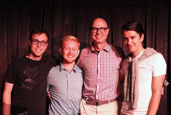 Mark Sonnenblick, Max Friedman, Richard Ridge, Sam Bolen