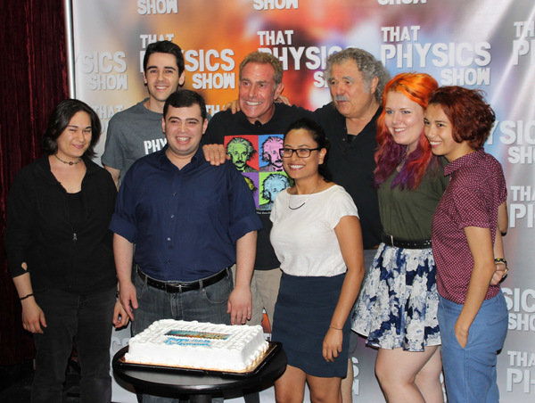 Front Row: Esti Bernstein, Jordan Bunshaft, Prayatmi Shakya; Back Row: Andrew Yolleck Photo