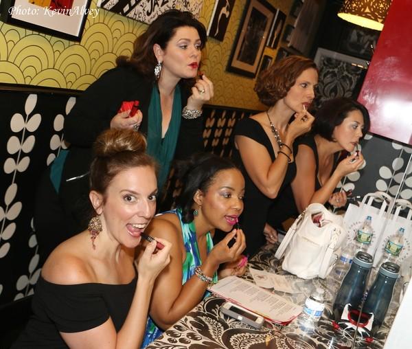 Katharine Heaton, Michelle McConnell, Heather Hill, Kelly Jean Grant and Satomi Hofma Photo