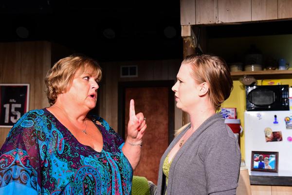 Cecelia Wingate and Liz Sharpe