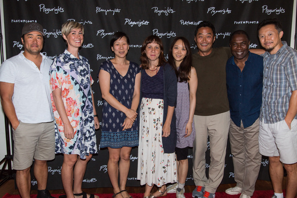 Tim Kang, Jessica Love, Julia Cho, Kate Whoriskey, Sue Jean Kim, Stephen Park, Michael Potts, Joseph Steven Yang