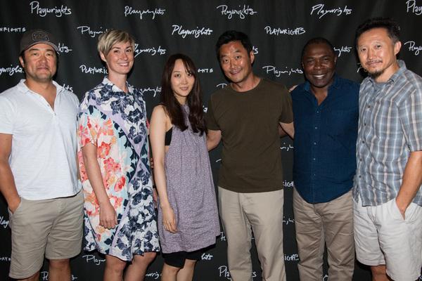 Tim Kang, Jessica Love, Sue Jean Kim, Stephen Park, Michael Potts, Joseph Steven Yang