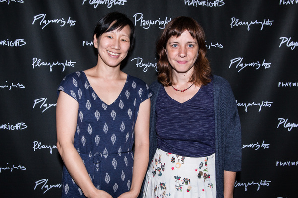 Julia Cho, Kate Whoriskey