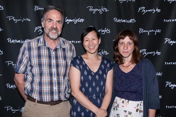 Tim Sanford, Julia Cho, Kate Whoriskey