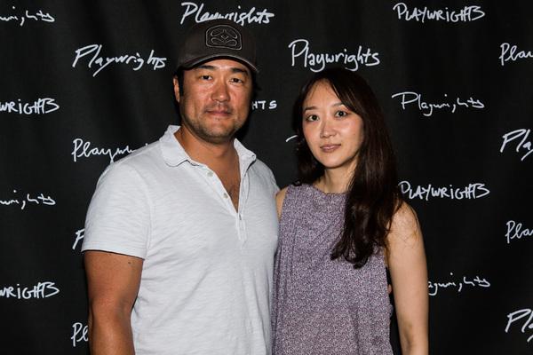 Tim Kang and Sue Jean Kim