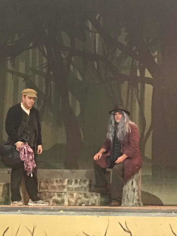 Photo Flash: Into the Woods at St. Catherine of Bologna Performing Arts Guild