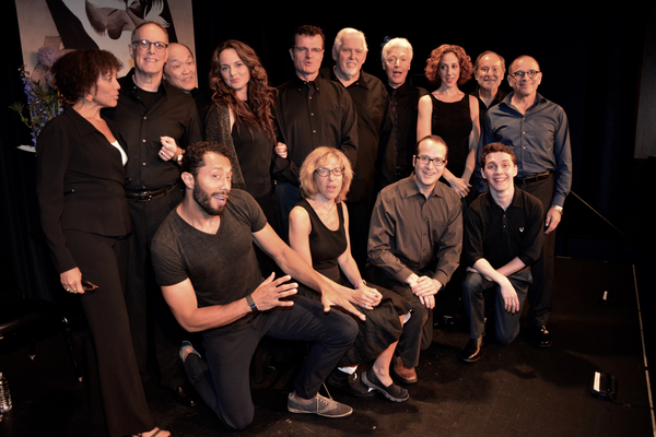 Robin Miles Bill Kux, Henry Yuk, Melissa Errico, Michael Cumpsty, Jim Brochu, Tony Sheldon, Alison Cimmet, Robert Zukerman, Donald Corren, William DeMeritt, Jackie Hoffman, Matt Windman and Daniel Marconi